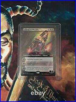 1x Foil Box Topper, Liliana of the Veil NM Pack Fresh, MTG, Ultimate Masters