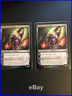 1x Liliana Of The Veil Foil lp /no Innistrad Two Available
