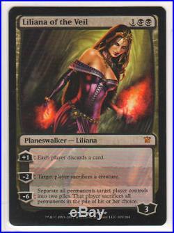 2x Liliana of the Veil MM17 NM Magic the Gathering MTG