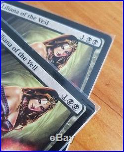 2x Liliana of the veil both inistrad mtg