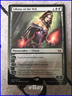 3x Liliana of the Veil, MM17