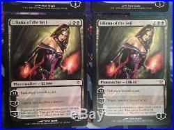 4 x Liliana of the Veil x 4 Innistrad JUND modern deaths shadow ABZAN legacy POX