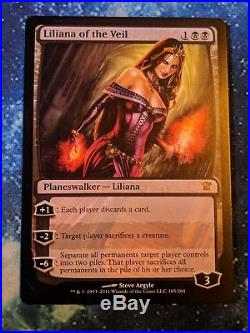 4x Liliana of the Veil Innistrad LP
