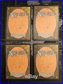 4x MTG Magic the Gathering Liliana of the Veil Innistrad NM/LP