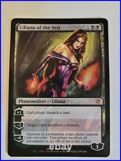 FOIL INNISTRAD Liliana of the Veil NM