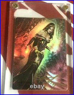 FOIL Liliana of the Veil Extended Art MTG Magic