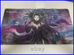 General Of The War Liliana Playmat Limited To 200 Pieces In World List No. MM173