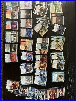 Huge Magic the Gathering MTG collection lot Modern, Liliana, Dark Confidant