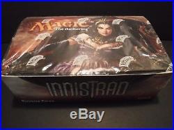 Innistrad Booster Box Sealed English MTG Magic the Gathering Snapcaster Liliana