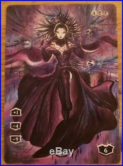 Liliana, Dreadhorde General JP Alternate Art Full Art / Altered