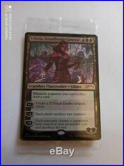 Liliana, Dreadhorde General Secret Lair Drop Series MTG Magic