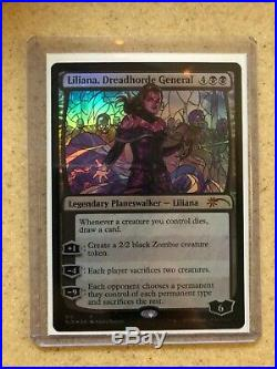 Liliana Dreadhorde General Stained Glass
