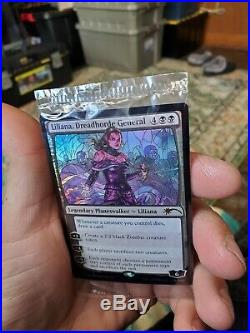 Liliana, Dreadhorde General (Stained Glass) (Secret Lair)