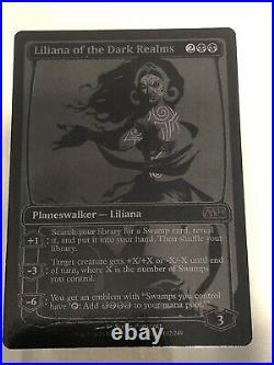 Liliana Of The Dark Realms SDCC 2013 New PSA Ready