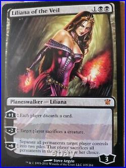 Liliana Of The Veil English Mtg