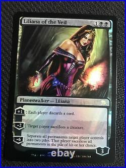 Liliana Of The Veil Foil Innistrad MTG (ID00750)