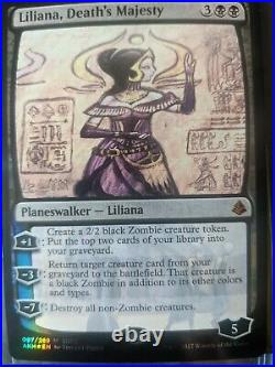 Liliana Vess San Diego Comic Con Collection + Bonus- Magic the Gathering