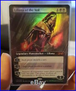 Liliana of The veil / Ultimate-Box-Toppers / MINT / Englisch