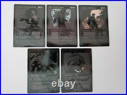 Liliana of the Dark Realms MTG SDCC Box Set 2013 Nm