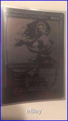 Liliana of the Dark Realms SDCC 2013 Promo NM MTG Promo Magic