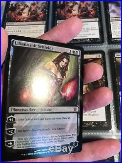 Liliana of the Veil FOIL GERMAN Innistrad Plus non-Foil! (mit Schleier)