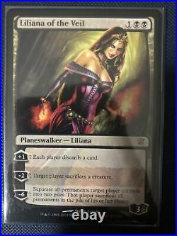 Liliana of the Veil Innistrad Magic the Gathering MTG NM x1 (2 available)