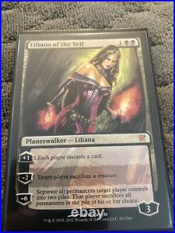 Liliana of the Veil Innistrad Near Mint