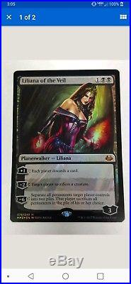 Liliana of the Veil (Ultimate Masters Box Topper) FOIL Ultimate Masters NM-M