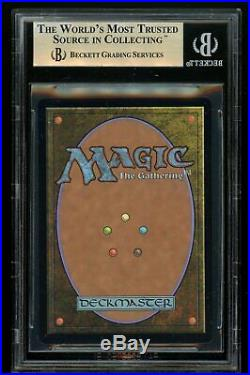 Liliana of the Veil Ultimate Masters toppers, BGS 10 Pristine. MTG pop 1 of 14