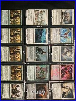 MTG Collection. Invocation Blood Moon, Liliana Of The Veil, Craterhoof and more
