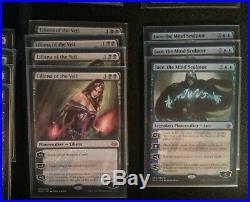 MTG Collection! Near Mint. 4x Grim Tutor. 3x Jace, Mind Sculptor. 4x Liliana