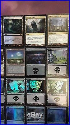 MTG Commander EDH Scarab God U/B Zombie Deck Liliana Veil Sorin Demonic Tutor
