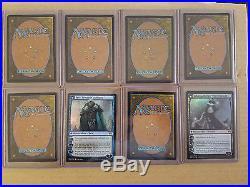 MTG Foil Prerelease Planewalkers 16 cards Liliana, Gideon, Jace, Nissa, Nahiri