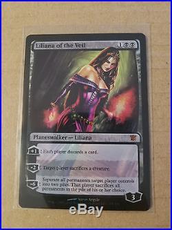 MTG Innistrad Foil Liliana of the Veil (FOIL)