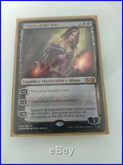 MTG Liliana of the Veil FOIL NM Ultimate Masters