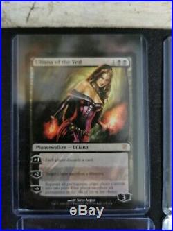 MTG Liliana of the Veil ISD M/NM Playset of 4