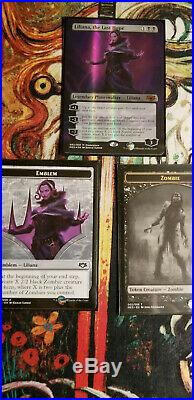MTG Liliana the Last Hope Guilds of Ravnica Mythic Edition NM/M