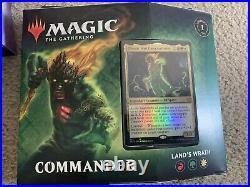 MTG Lot Commander EDH Jumpstart Teferi Liliana Magic the Gathering