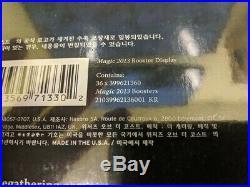 MTG Magic Gathering Factory Sealed Magic 2013 M13 KOREAN Booster Box Liliana