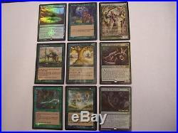 MTG Magic Multilist Modern Vintage Legacy Commander Foil / Full Art Singles #7