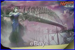 MTG Magic Pro Tour Eldritch Moon Sydney Liliana Playmat PTEMN