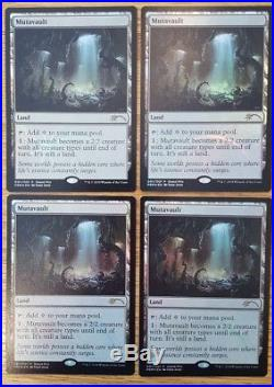 MTG Modern lot Noble Hierarch, Emrakul, Sword of Fire and Ice, Liliana
