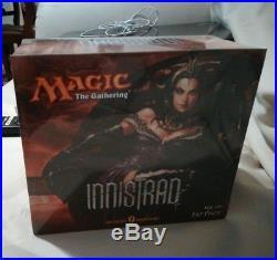 Magic MTG INNISTRAD Fat Pack Sealed English SIGILLATO LILIANA VEIL SNAPCASTER
