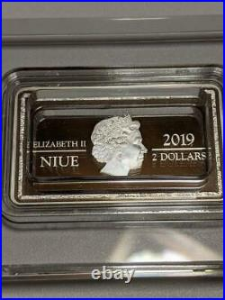 Magic The Gathering Liliana Limited Niue Silver Coin / 0524m026
