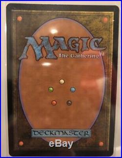 Magic The Gathering Liliana Of The Veil Ultimate Masters UMA Box Topper Foil. NM