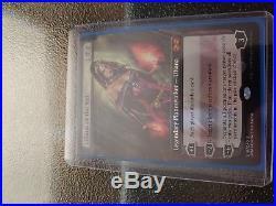 Magic The Gathering Ultimate Masters Liliana of the Veil Box Topper MTG UMA Foil