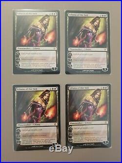 Magic the Gathering 4x Liliana of the Veil MTG