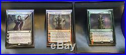 Magic the Gathering MTG SDCC 2016 Zombie Planeswalkers NEW Liliana the Last Hope