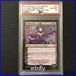 Mtg Liliana Amano Psa10 The Battle Of Lights Different Picture Magic Gathering