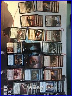 Mtg Modern Deck Grixis Death Shadow Snapcaster Mage, Fetches, Liliana, Jace